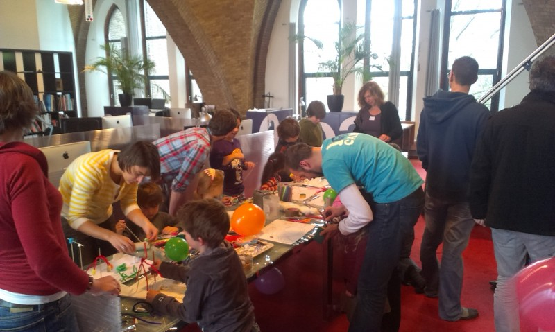 Amelie_ontwerp-workshop met kinderen